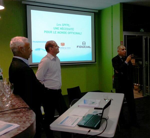 Conférence « Les SPF-PL » sur Bordeaux