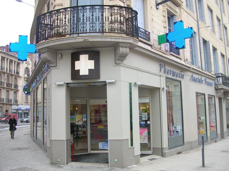 SELARL – Association de Titulaires dans pharmacie vendue – St Etienne