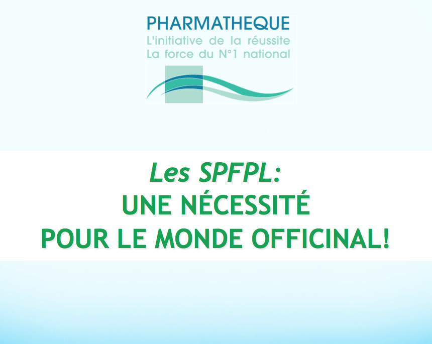 Holdings de pharmacie