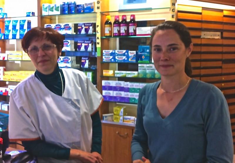 pharmacie vendue bourrel-a Ganges
