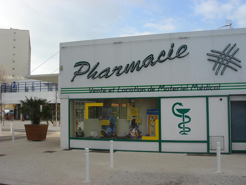 Pharmacie de quartier vendue en Charente Maritime