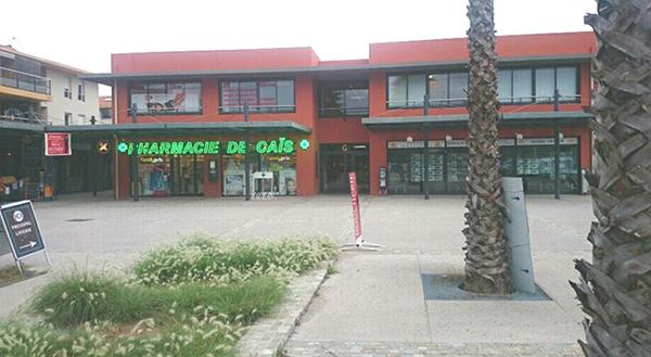 2ème installation dans une zone commerciale sur Fréjus