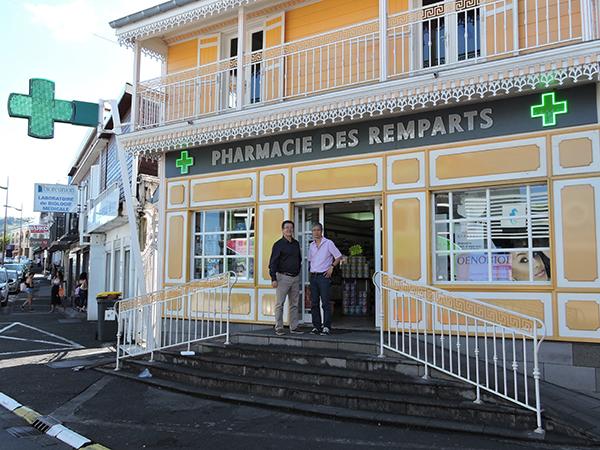 pharmacie des remparts saint joseph ile de la reunion