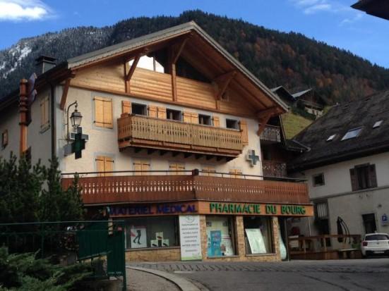 Achat d'une pharmacie en station de ski