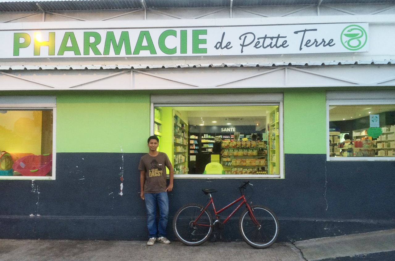 1ere Installation en Association SEL a Mayotte, Petite Terre