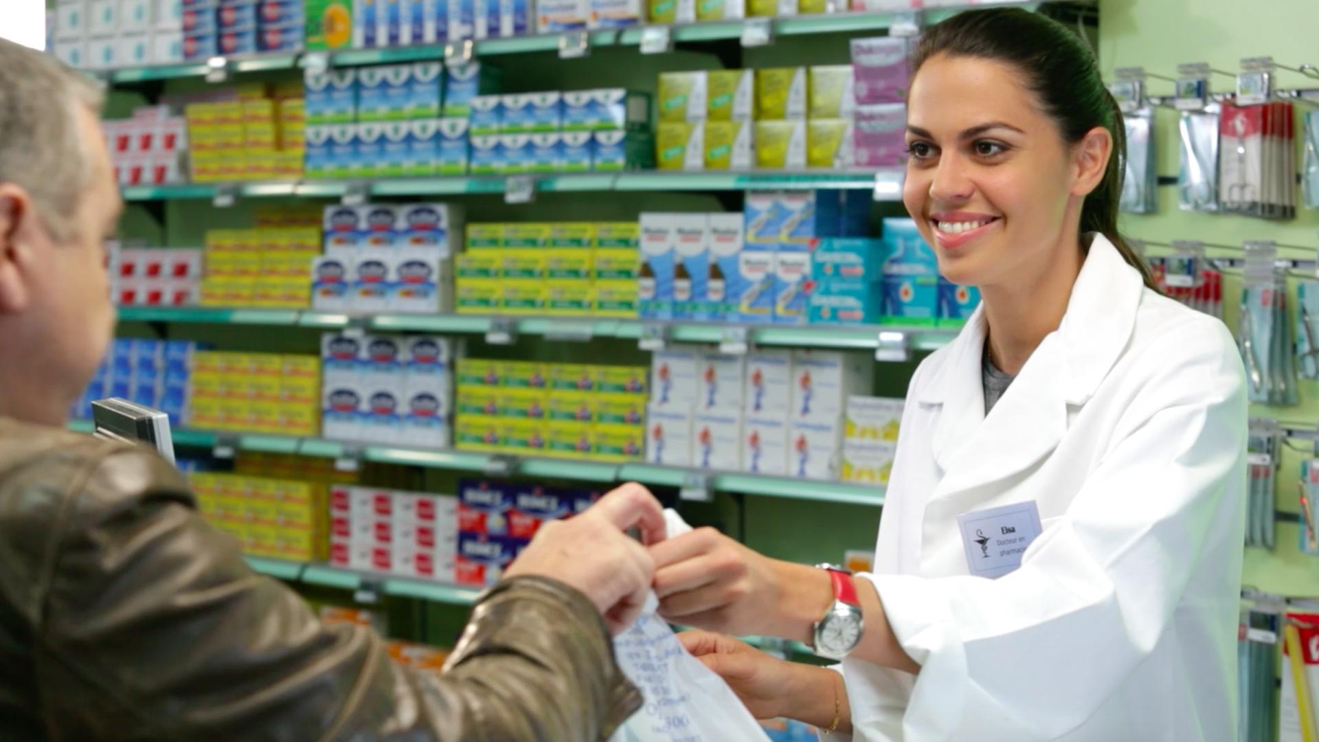 Le Pharmacien de demain - evolution metier