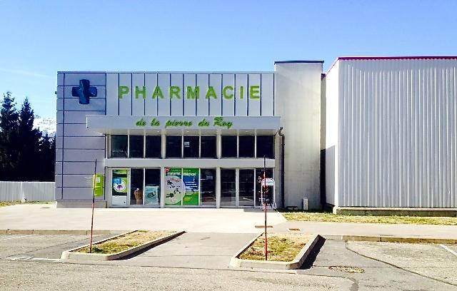 1 - Extérieurs Pharmacie