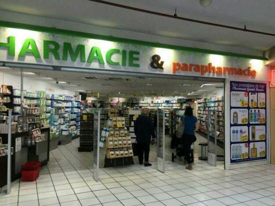 Pharmacie de Centre Commercial Hautes Alpes - Intérieur