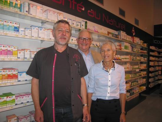 François Tredjeu, expert en transactions de pharmacie