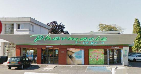Importante pharmacie aquitaine pau 550