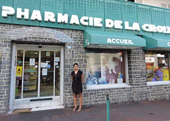 Pharmacie vendue en centre ville