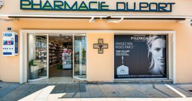 Pharmacie Renovée