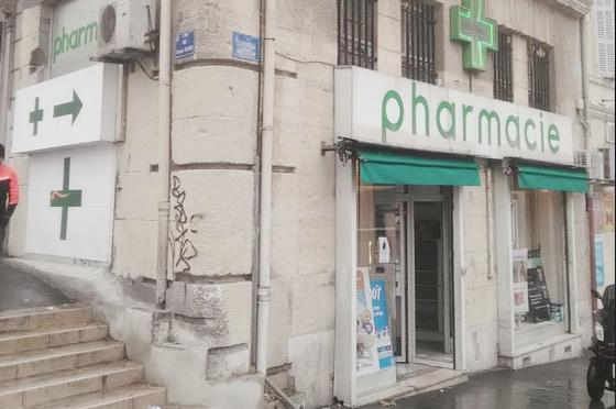 Pharmacie vendue sur marseille en centre ville for Pharmacie de la piscine