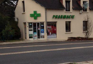 Pharmacie vendue dans le LOIR ET CHER dans d'excellentes conditions