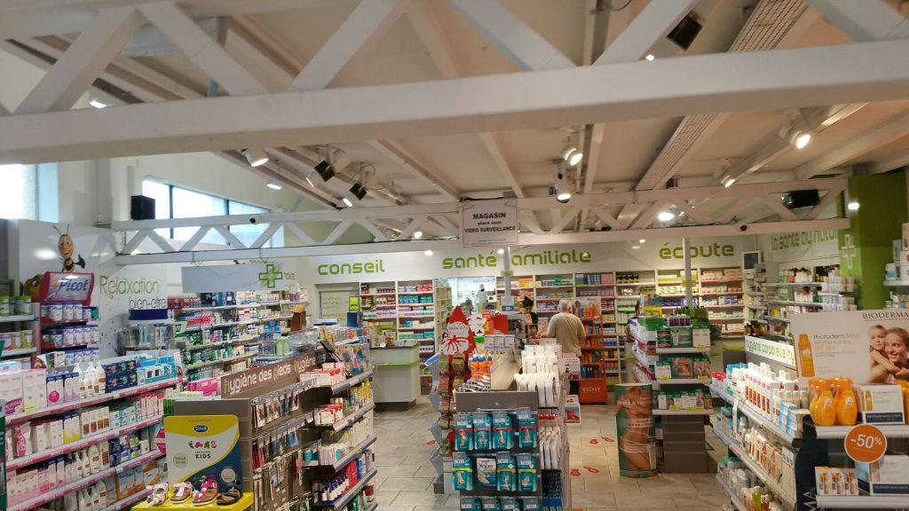 Pharmacie Moderne Spacieuse et robotisée - Vue 2
