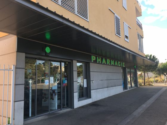 Transaction de Pharmacie - Bézier
