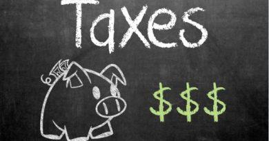 Taxe sur les plue values