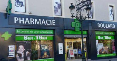 Cession d'une Pharmacie à Montélimar