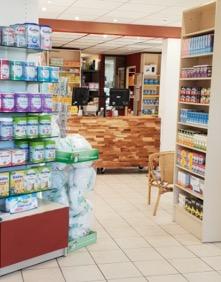 reprise de pharmacie