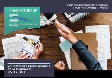 Cessions de Pharmacies : montages financiers, juridiques, prévisionnels