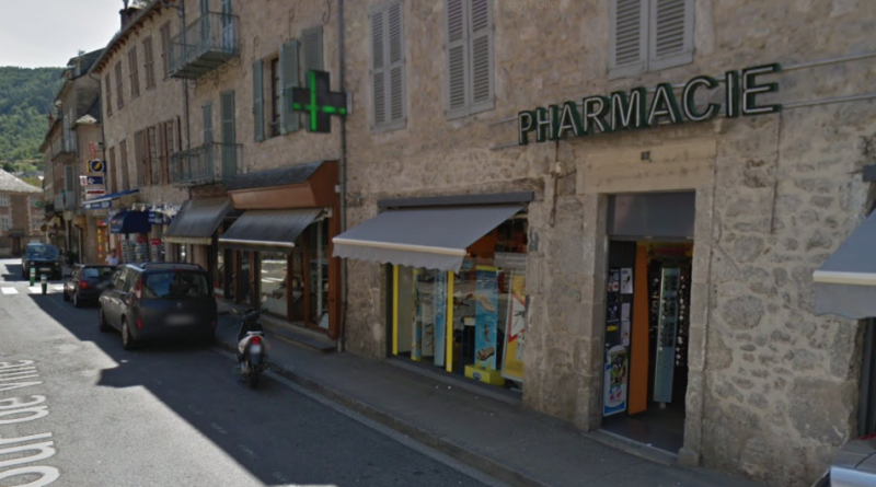Vente d'une pharmacie dans l'Aveyron
