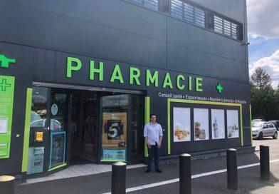 Vente de la pharmacie du Gabereau à Châteauneuf sur Loire dans le LOIRET