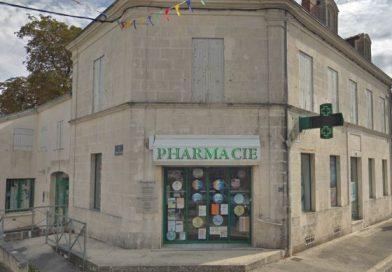 Pharmacie vendue en Zone Rurale en Charente Maritime