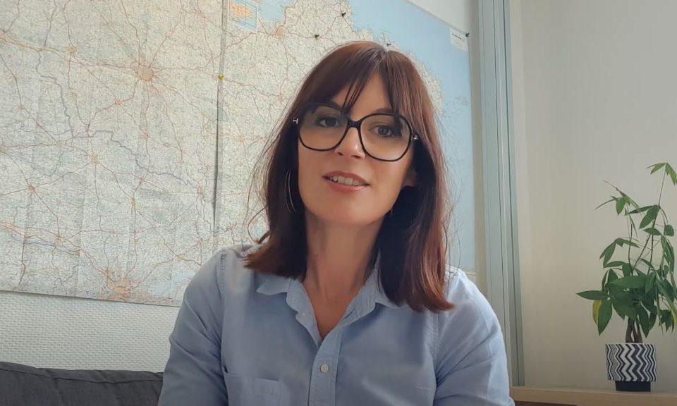 elodie conq déléguée régionale Bretagne Pharmatheque